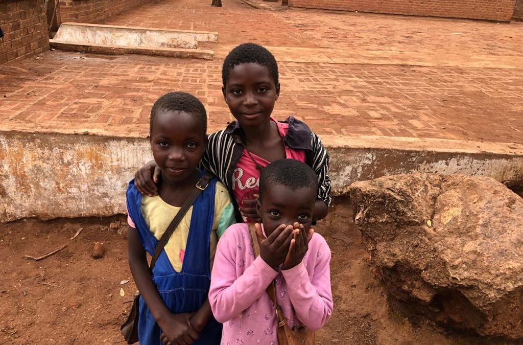 Manutención para 250 niños en el orfanato de Chezi